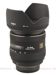 Sigma 24-70 f/2.8 HSM