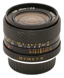 yashica 28mm f2.8